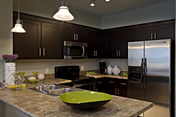 expresso kitchen cabinets